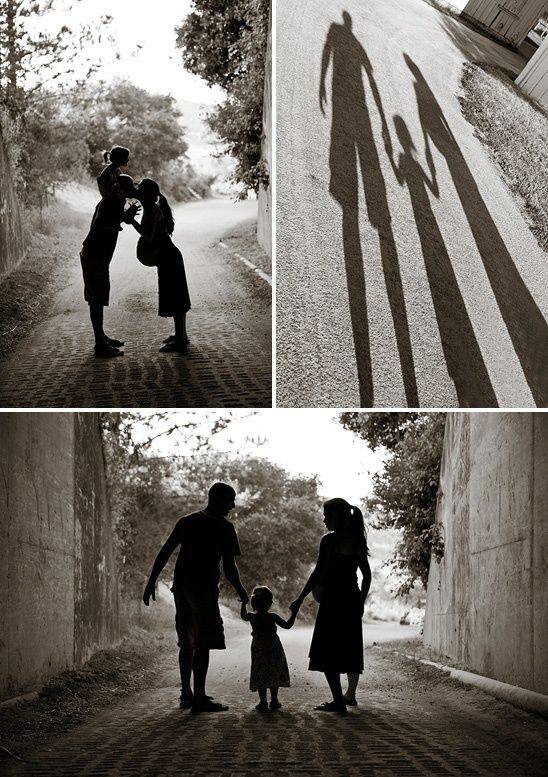 cute maternity photos...love the silhouette shots!  | http://coolphotoshoots.blogspot.com