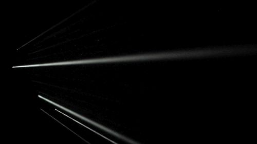 Timée Light installation by Guillaume Marmin is an audio visual...