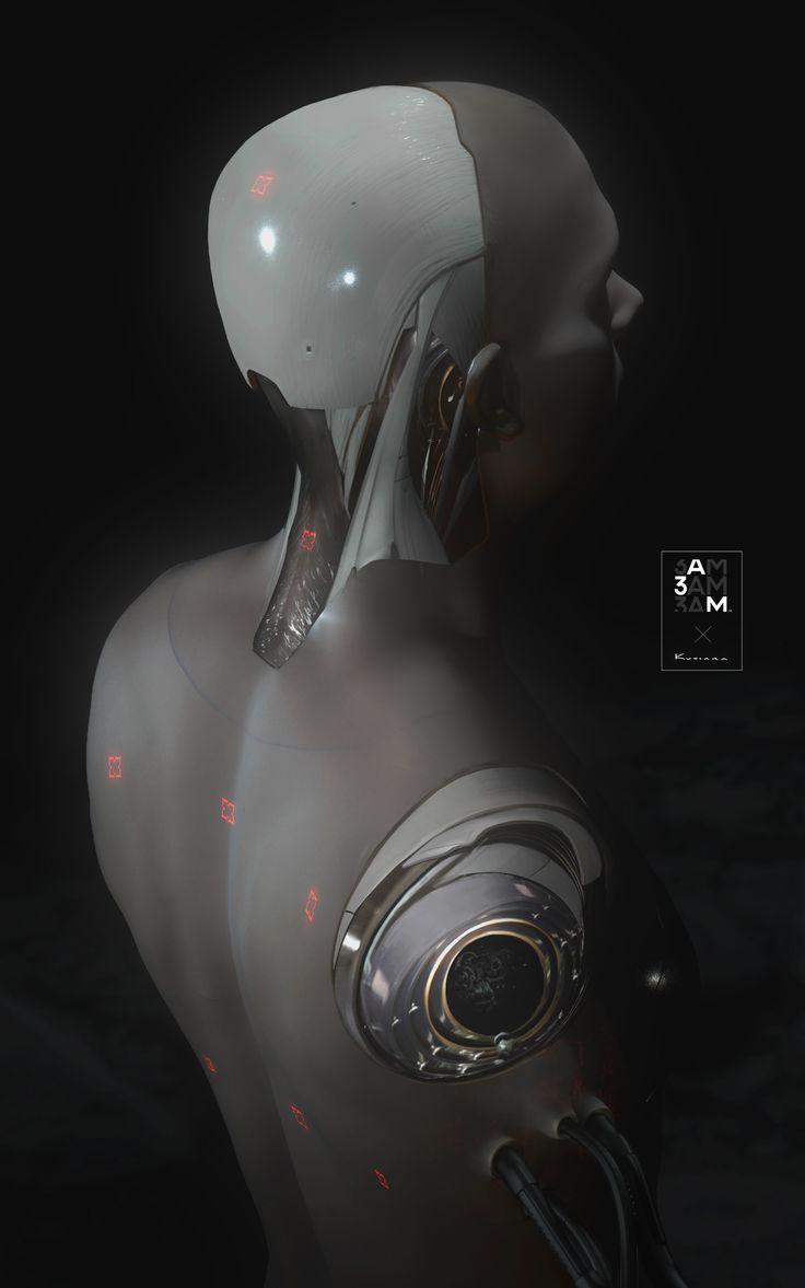 Alien Covenant: Walter on Behance