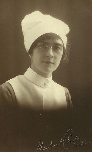 Nurse Cassidy Southend 1928