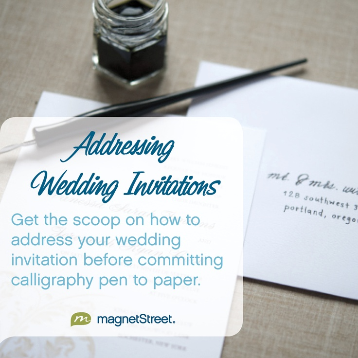 154 best wedding invitation ideas images on pinterest looking for tips for addressing your wedding invitations check out this handy guide before you stopboris Gallery