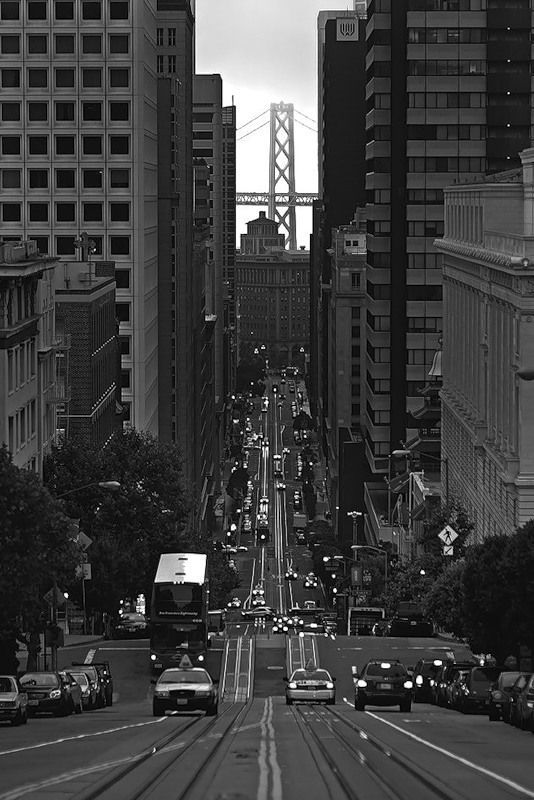 California Street - San Francisco