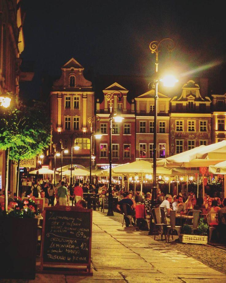 Stare Miasto w Poznaniu  _____________ #docelowo