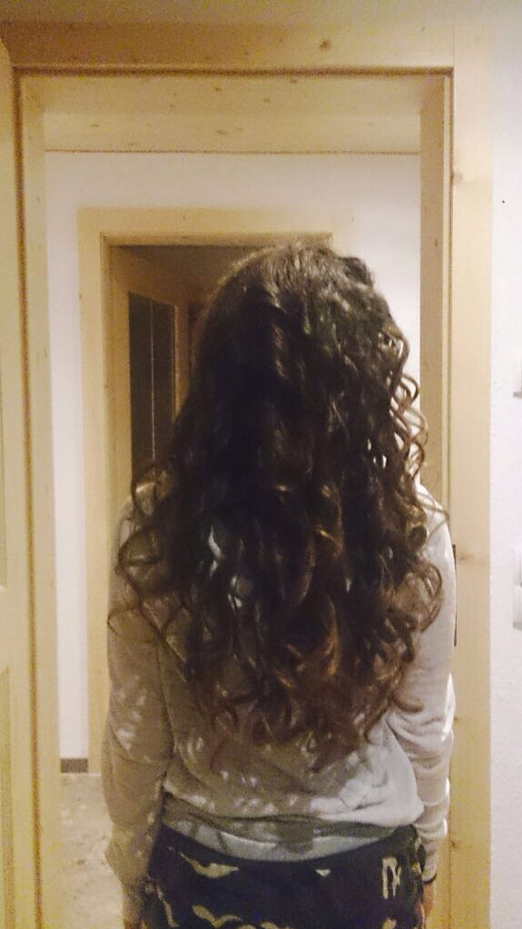 Styling with Babyliss Perfect Curl