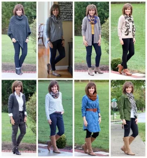 Fashion For Women Over 40-2014