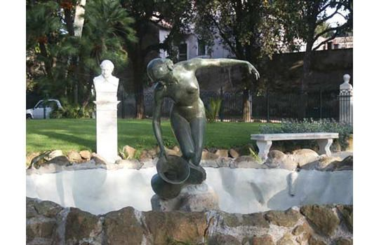 Fontana dell'anfora al Pincio