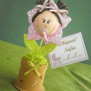 Recuerdo de nacimiento: Gomaeva, Goma Eva, Birthday Souvenirs, Eva Moldings, Gomma Crepla Foam Eva, Fofucha Goma