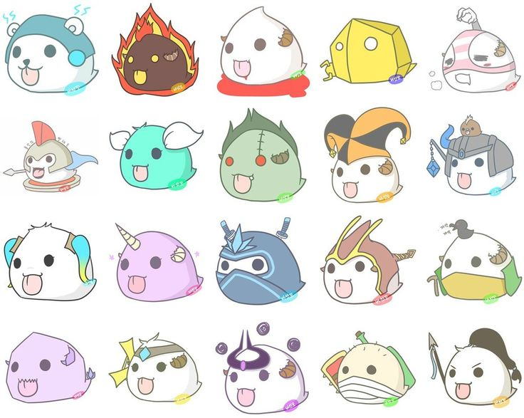 Poros so cute *-* - League Of Gamers