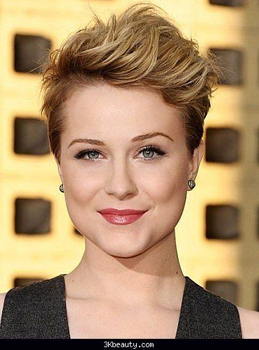 Short Hairstyles Without Bangs Best Short Hair Styles
