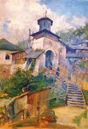 Namaiesti Monastery - Nicolae Vermont
