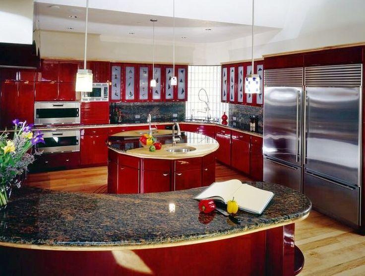 Cherry Wood Kitchen Part 74