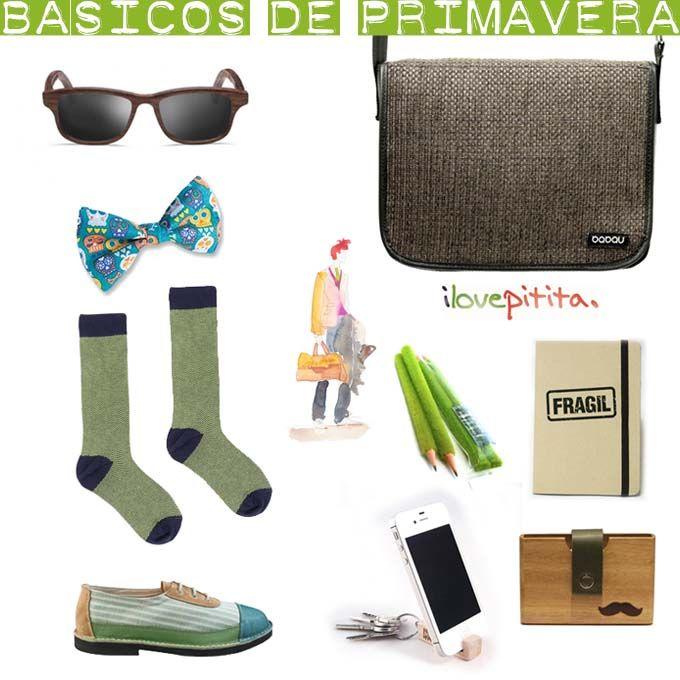 PITITA LOVES - #Básicos para #él - El blog de Pitita #moda #outfit #look