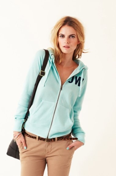 Where would you be without your favorite #JackWills hoodie this Summer? #7wondersUSA