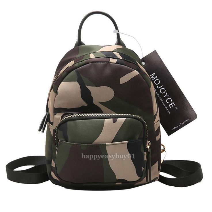 Fashion Women Girl Mini Casual Backpack Shoulder School Travel Bag Camouflage | Clothing, Shoes & Accessories, Women's Handbags & Bags, Backpacks & Bookbags | eBay!