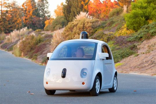 Google builds the first functional prototype of its self-driving car | Inhabitat