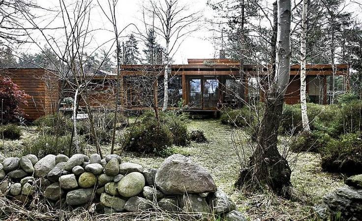 Villa Schreiner by architect Sverre Fehn