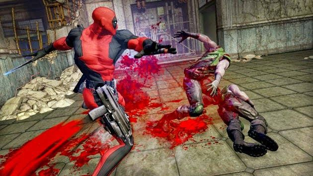 Free Download DeadPool PC Game Full Version