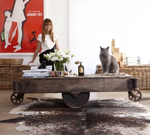 Covet my coffee table: with stylist Jacinta Preston