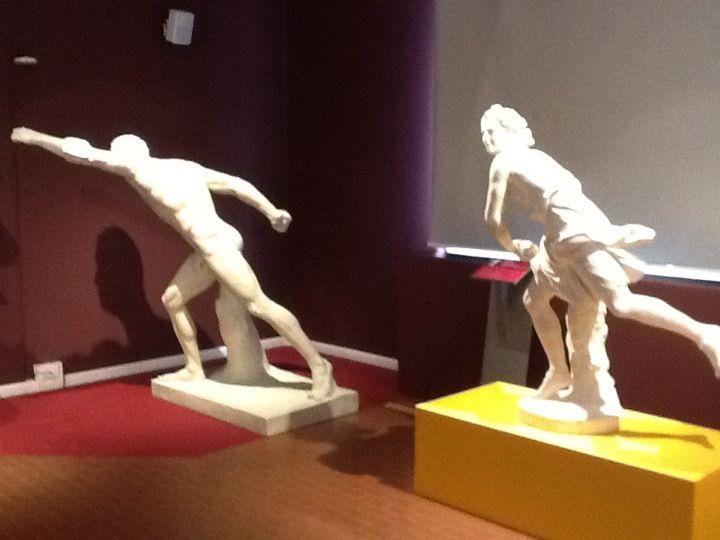 Museo Tattile Statale Omero nel Ancona, Marche