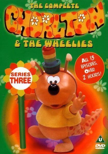 Chorlton And The Wheelies : Complete Series 3 (DVD / 13 Episodes 1977)