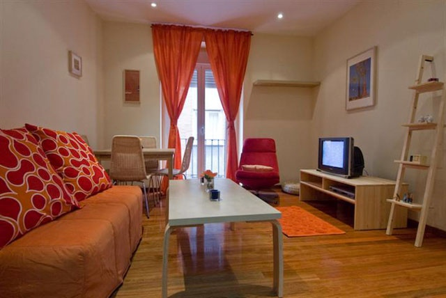 Madrid Apartment Prado D2