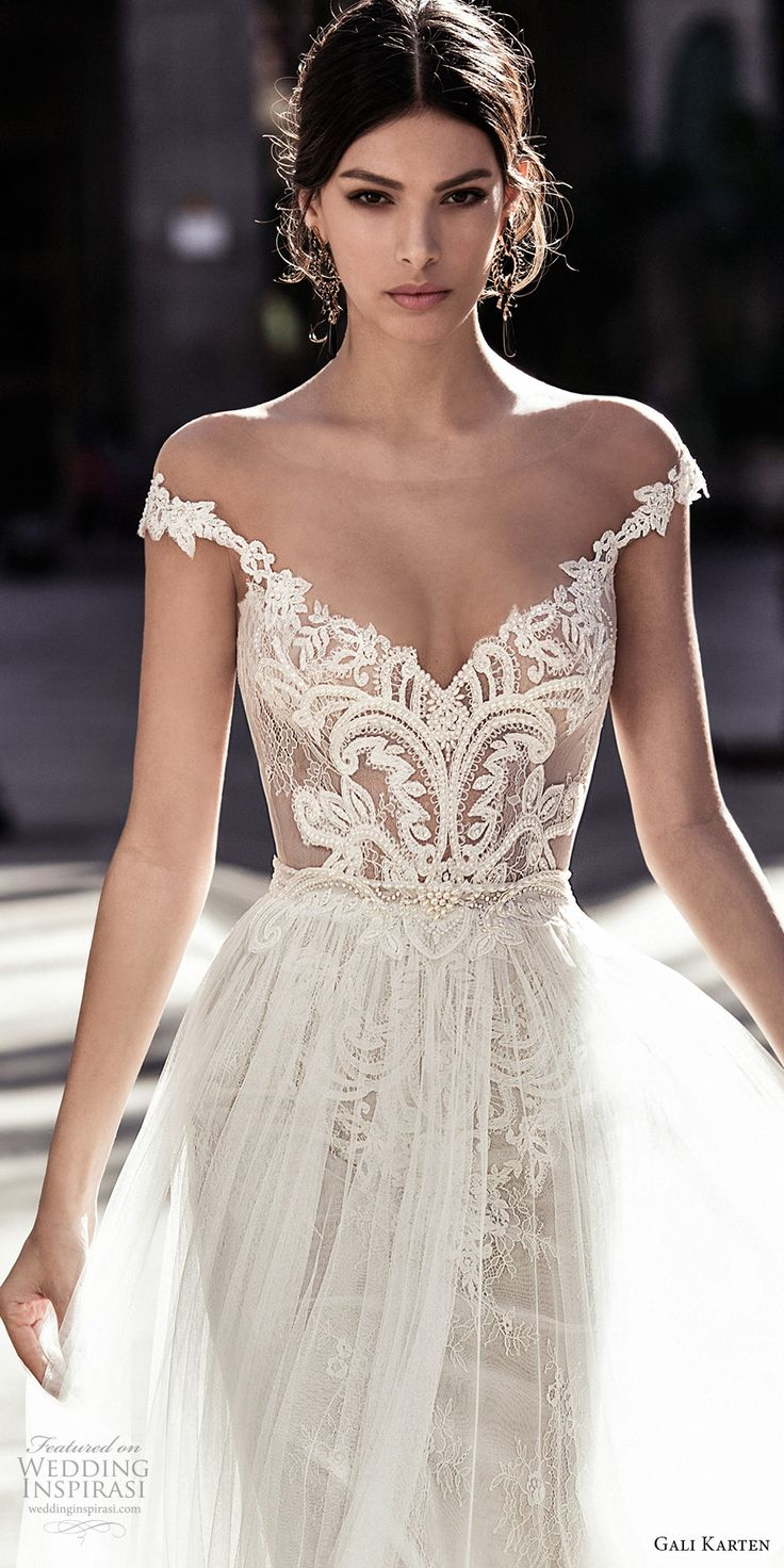 352 best wedding dresses images on pinterest princess wedding 50 top spring off the shoulder wedding dresses ombrellifo Image collections