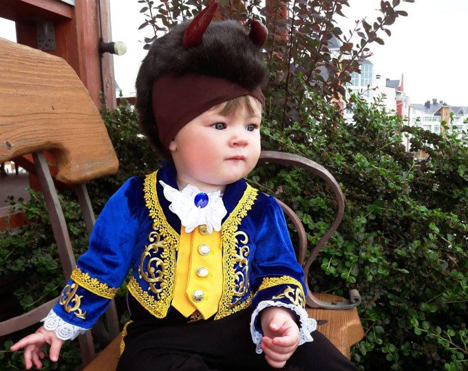 Disfraz de bestia para el bebé recién nacido juego disney belleza y la foto  Linda bestia Halloween traje traje de niño poco proposición primer  cumpleaños d5ae8ec57182