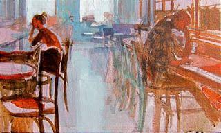 Joost Doornik Blog: Grijs en somber, café schilder weer. deel 2