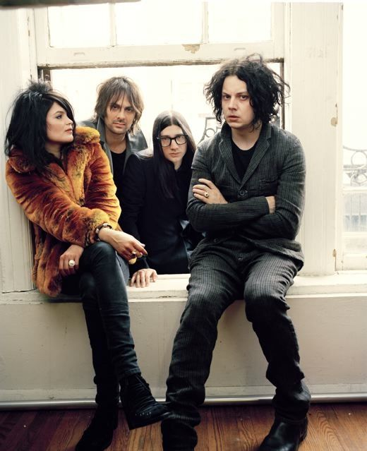Jack White and The Dead Weather
