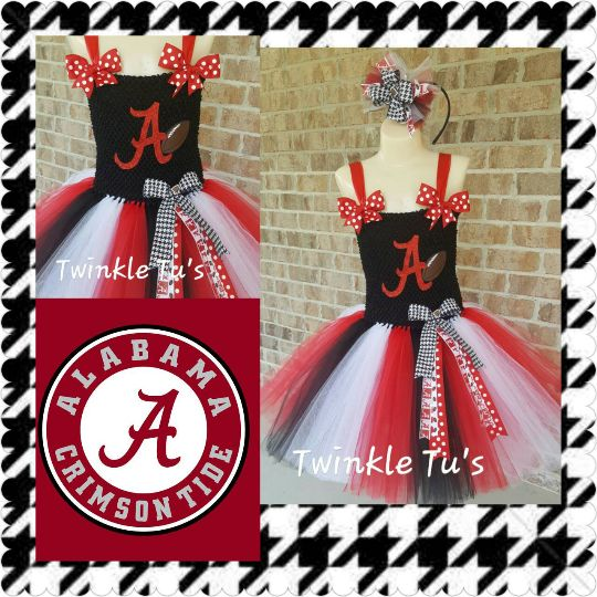 College Football Cheerleader Tutu Dress Any Team