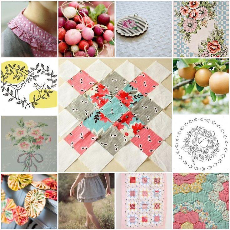 ...: Vintage Quilts, Kitchens Design, Baby Quilts, Design Ideas, Vintage Fabrics, Ideas Quilts, Quilti Ideas, Quilts Ideas, Colors Inspiration
