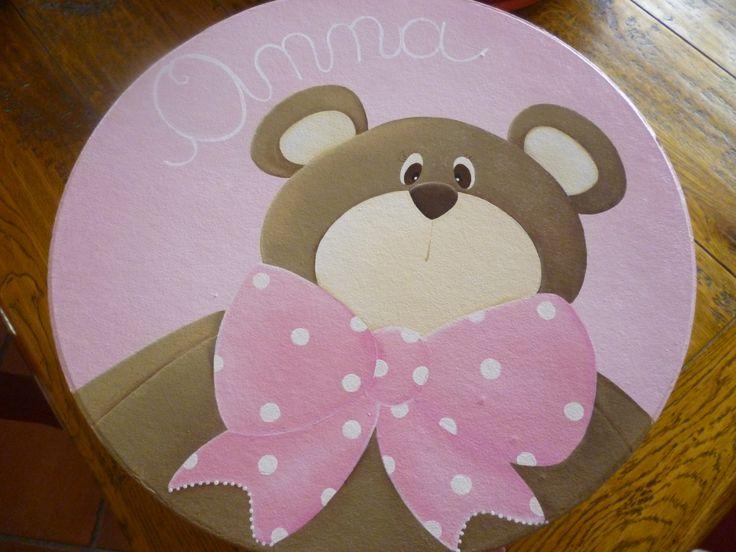 scatola con orsetta