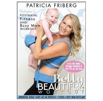 8. Pour vous remettre en forme après l'accouchement: - Les 8 meilleurs DVD de fitness
