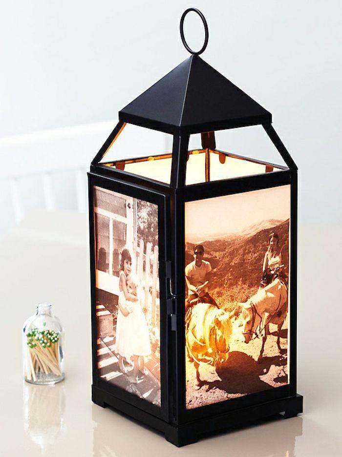 attraktives design von lampe - originelle fotogeschenke