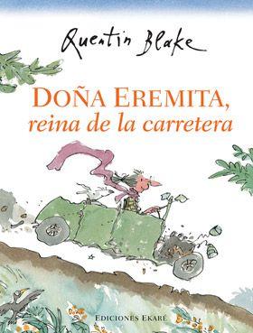 La disparatada Doña Eremita recibe un viejo automóvil y decide dar una vuelta junto a su fiel perro Mambrú. Durante el accidentado paseo, el vehículo pierde el guardafangos, el parachoques, el capó… hasta cobrar una forma bastante inusual que convertirá a Doña Eremita en la verdadera reina de la carretera.