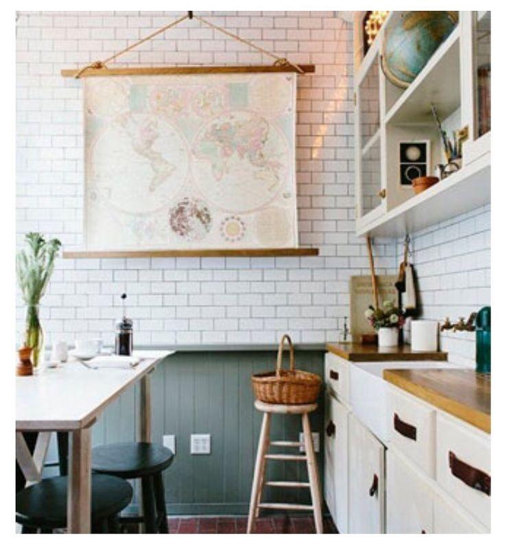 Mejores 53 imágenes de Cocinas en Pinterest | Cocinas, Cocina y Vivir