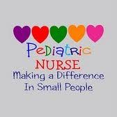 Pediatric nurse I do miss the babies and kiddos....