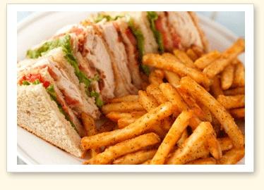 Triple Club Sandwich | Food | Pinterest