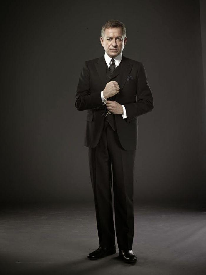 Alfred Pennyworth (Gotham TV Series)