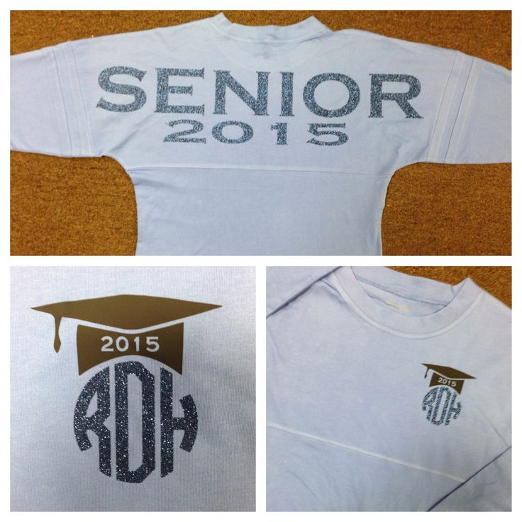 Senior 2015 graduation shirt Monogram Shop, Personalized Gifts - Palmetto Twist - Boiling Springs, Sc