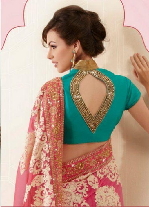 design sarees blouse - Google Search