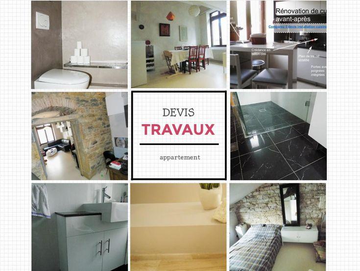 1064 best Travaux, extension, aménagement et rénovation images on