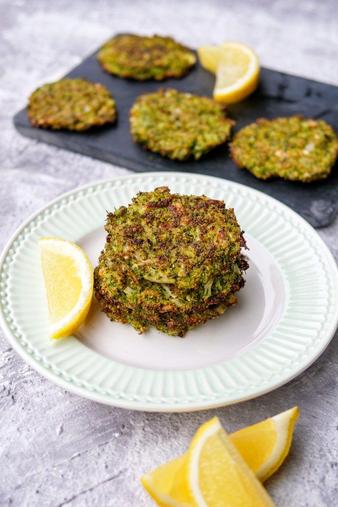 Knuspriger Broccoli-Taler aus dem Ofen – perfekt für ein gesundes Abendessen …   – KOCHEN FÜR KINDER  | kidfriendly food