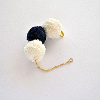 Pompom Bracelet