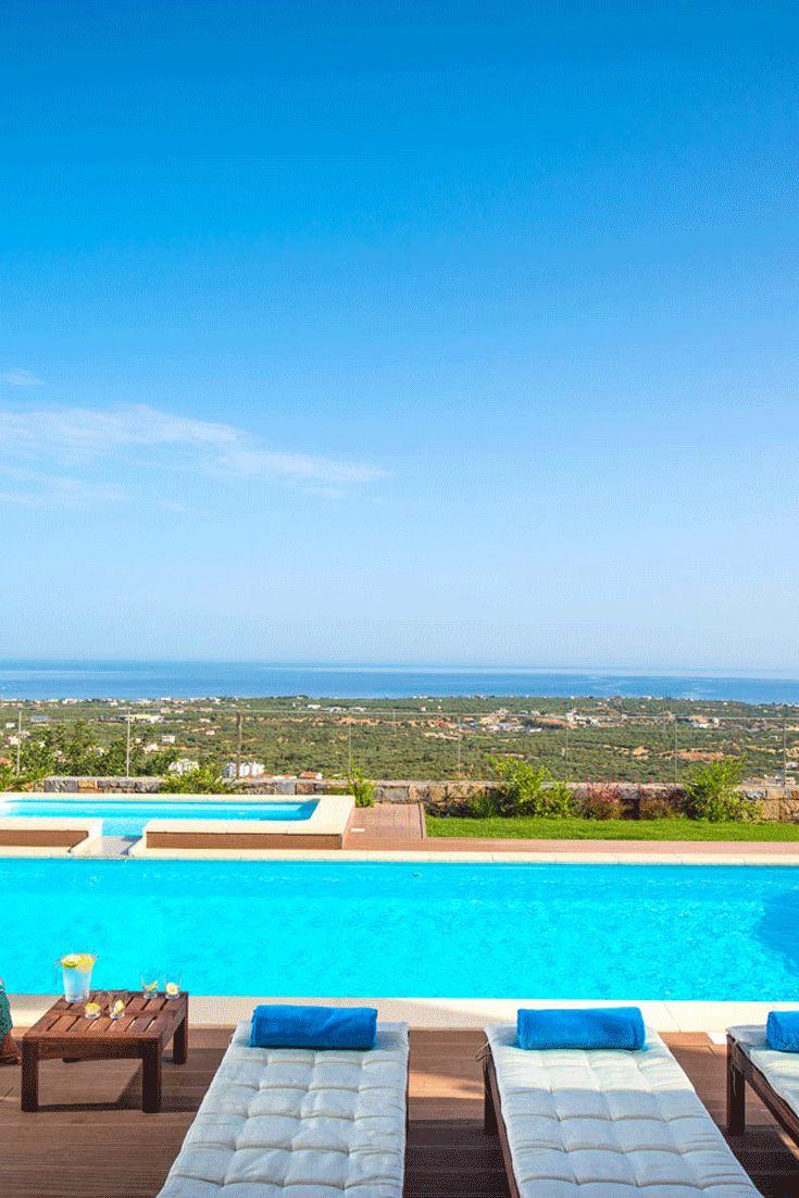 Villa Style in Hersonissos, Heraklion, Crete