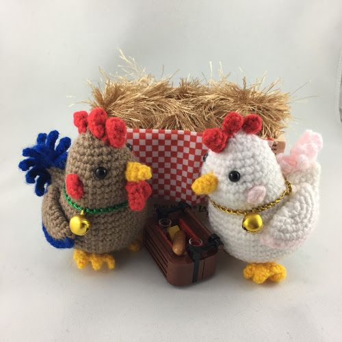 Amigurumi Rooster Pattern Free : 1000+ images about Crochet Patterns on Pinterest Free ...