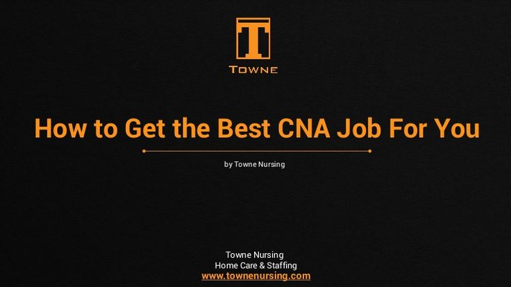 Cna Staffing Agencies In Long Island