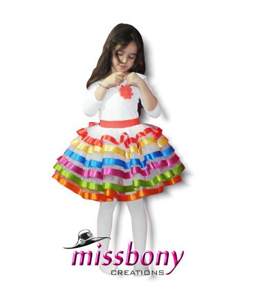 """23 Nisan ve yıl sonu gösteri kıyafeti """"Vicky"""""""