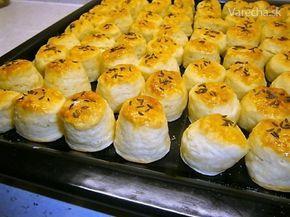Grobské smotanové pagáčiky (fotorecept) - Recept