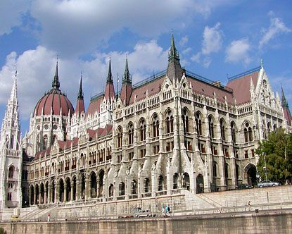 Hungary Culture | History of Hungary -Outstanding, historical Hungary architecture